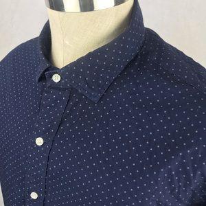 Polo Ralph Lauren slim fit polka dot Button up